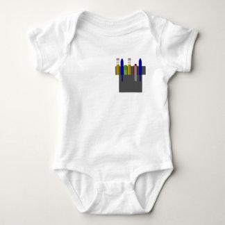 nerd pack baby bodysuit