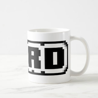 Nerd Pixel Coffee Mug