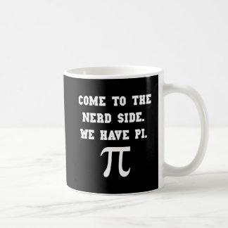 Nerd Side Pi Coffee Mug