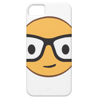 nerd smile face AdobeStock_122200113.ai Barely There iPhone 5 Case