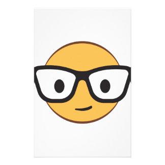 nerd smile face AdobeStock_122200113.ai Stationery