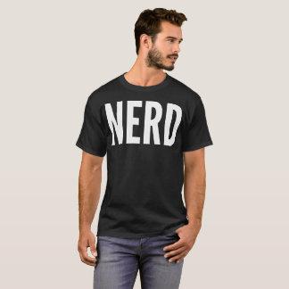 Nerd Typography T-Shirt