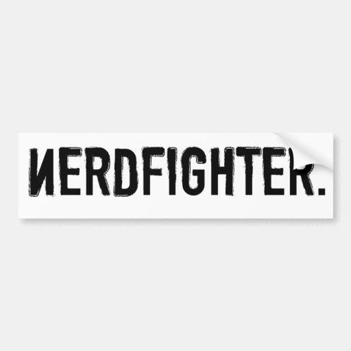 Nerdfighter Bumper Stickers