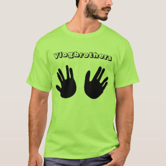 Nerdfighter Hands T-Shirt
