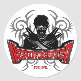 Nerdfighter Sticker - DFTBA
