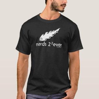 nerds 2²ever black nerd shirt nerds forever