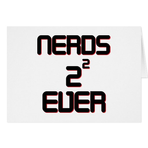 Nerds 4 Ever Cards