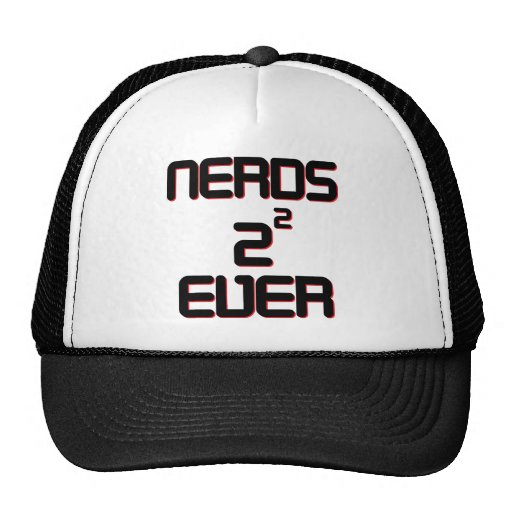 Nerds 4 Ever Trucker Hats
