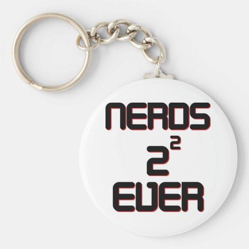 Nerds 4 Ever Keychains