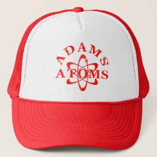 Nerds Adams Atoms Trucker Hat