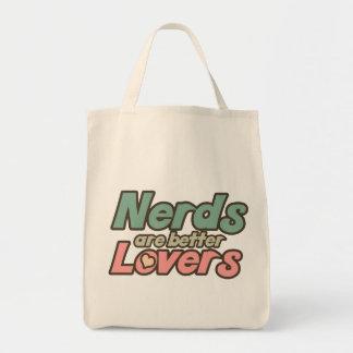 Nerds are Better lovers Bag