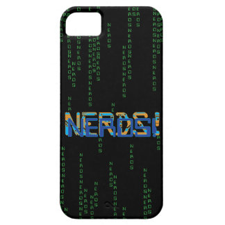 """""""Nerds!"""" CaseMate iPhone 5 Barely There Case iPhone 5 Covers"""