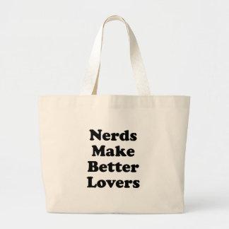 Nerds Make Better Lovers Bags