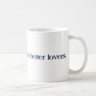 nerds make better lovers mug