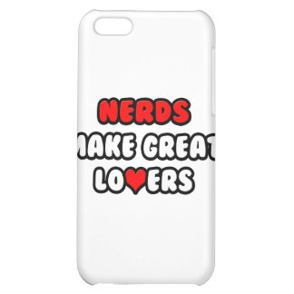 Nerds Make Great Lovers iPhone 5C Cases