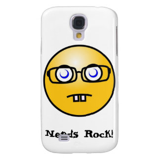 Nerds Rock Samsung Galaxy S4 Cover