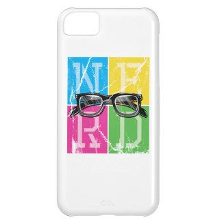 Nerd's Spectacle Cover For iPhone 5C