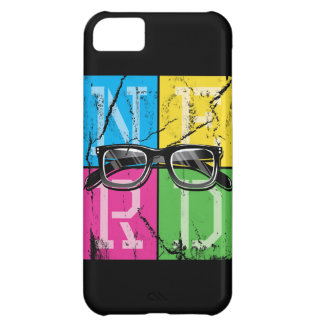 Nerd's Spectacle iPhone 5C Case