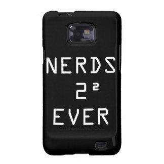 Nerds Two Squared (4) Ever Samsung Galaxy SII Cover