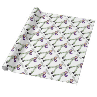 nerds wrapping paper