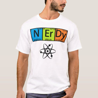 Nerdy Ap Chem T-Shirt
