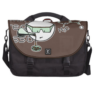 Nerdy as Chocolate Covered Espresso Beans Laptop Bags