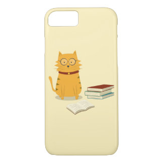 Nerdy Cat iPhone 8/7 Case