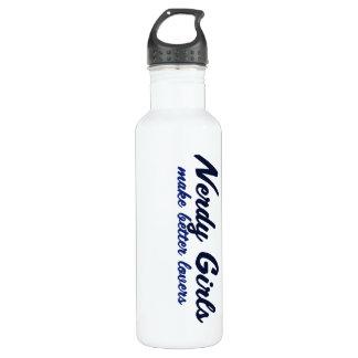 Nerdy Girl Make Better Lovers 710 Ml Water Bottle