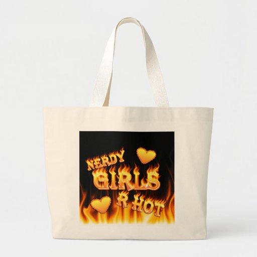 nerdy girls r hot bags