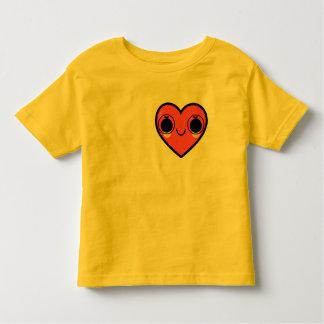 Nerdy Heart Toddler T-Shirt