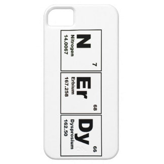 Nerdy iphone case