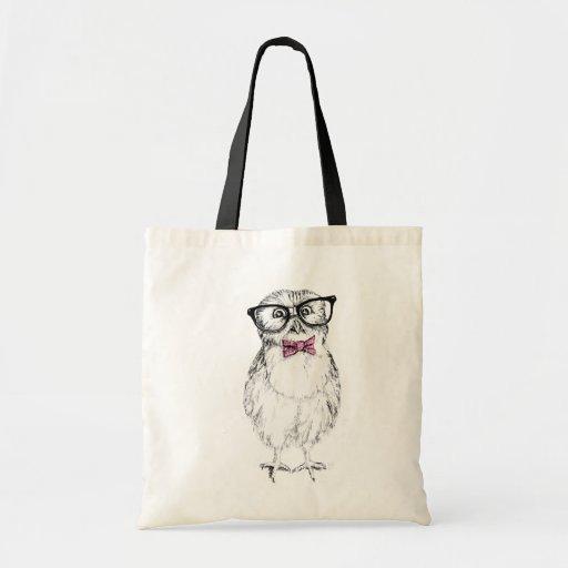 Nerdy Owlet Bags