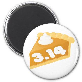 Nerdy Pi 6 Cm Round Magnet