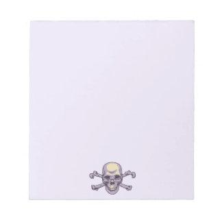 Nerdy Pirate Notepad