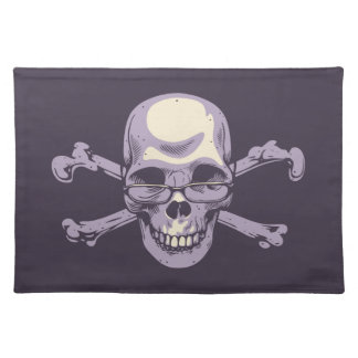Nerdy Pirate Placemat