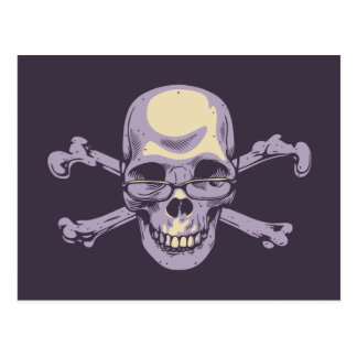 Nerdy Pirate Postcard
