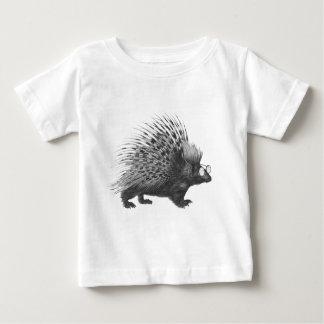 Nerdy Porcupine Baby T-Shirt