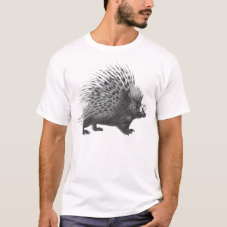 Nerdy Porcupine T-Shirt