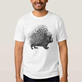 Nerdy Porcupine Tshirts