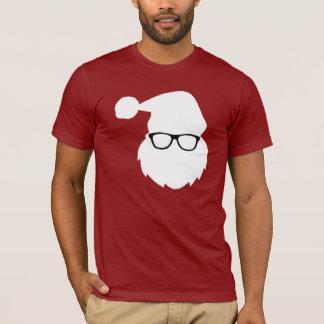 Nerdy Santa T-Shirt