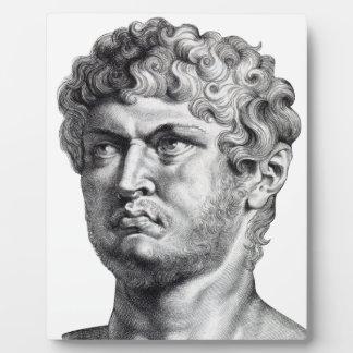 Nero Plaque