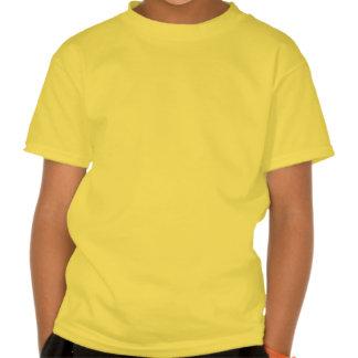 Nervous Chihuahua Cartoon Tee Shirts