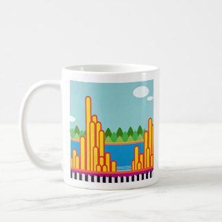 NES - Kirby's Adventure Coffee Mug