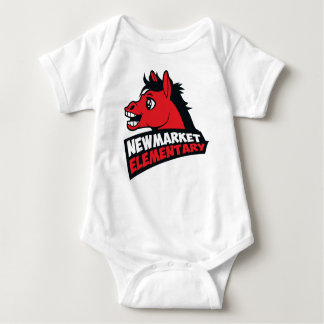 NES Mini Mule Infant T Baby Bodysuit