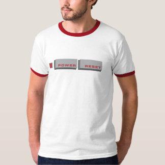 NES Power & Reset Buttons T-Shirt