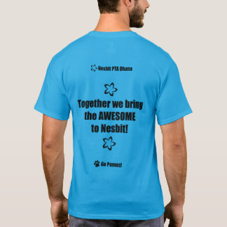 Nesbit PTA Ohana Club Mens Shirt - Teal
