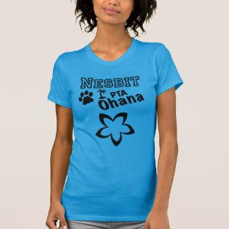 Nesbit PTA Ohana Women's Shirt - Teal