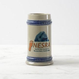 NESRA Custom Stein - Logo with Creature Beer Steins