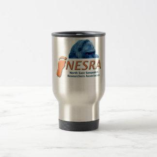 NESRA Stainless Steel Travel Mug - Logo / Creature