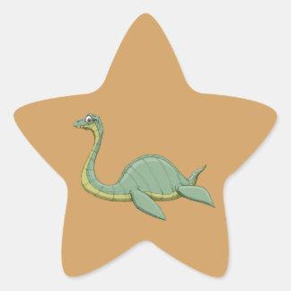 NESSIE STAR STICKER
